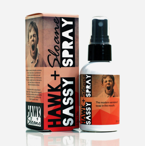 Sassy Spray